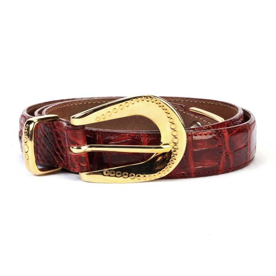 Casual wear belt