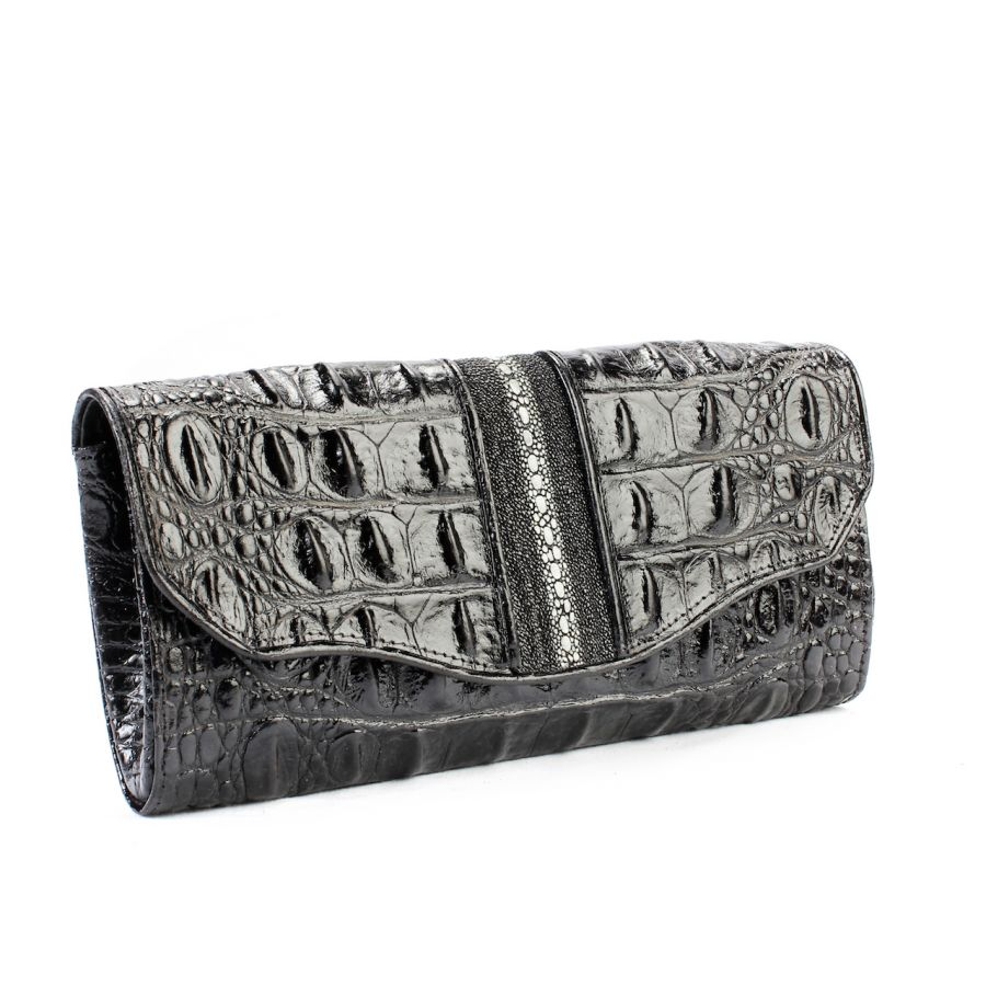 Ellie Uptown Clutch