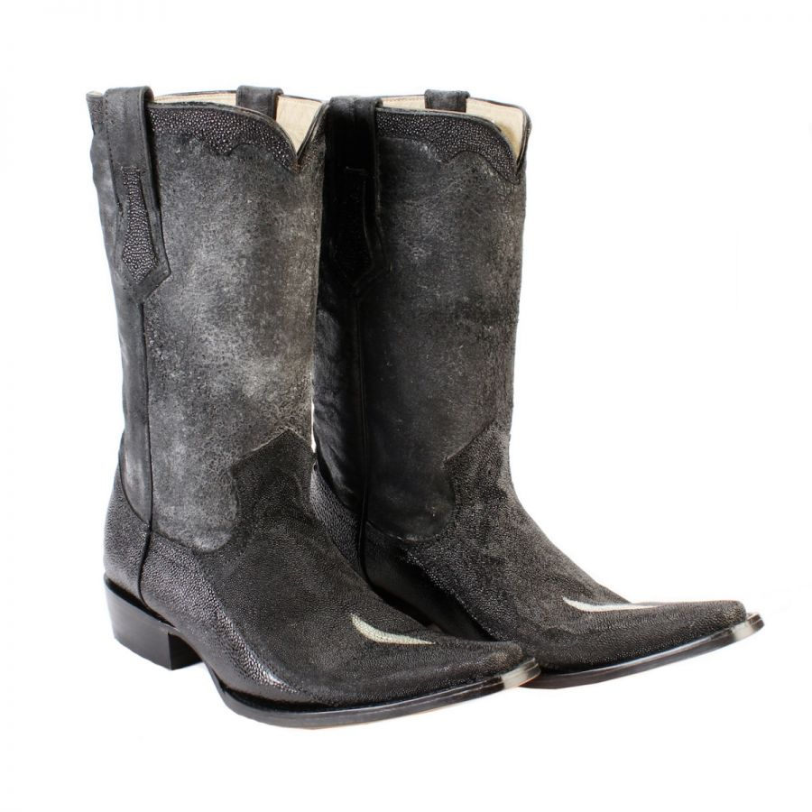 Stingray Square Western Boots