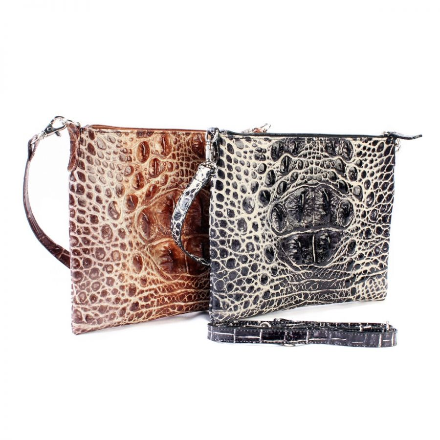 Zoe Clutch & Cross Body Bag